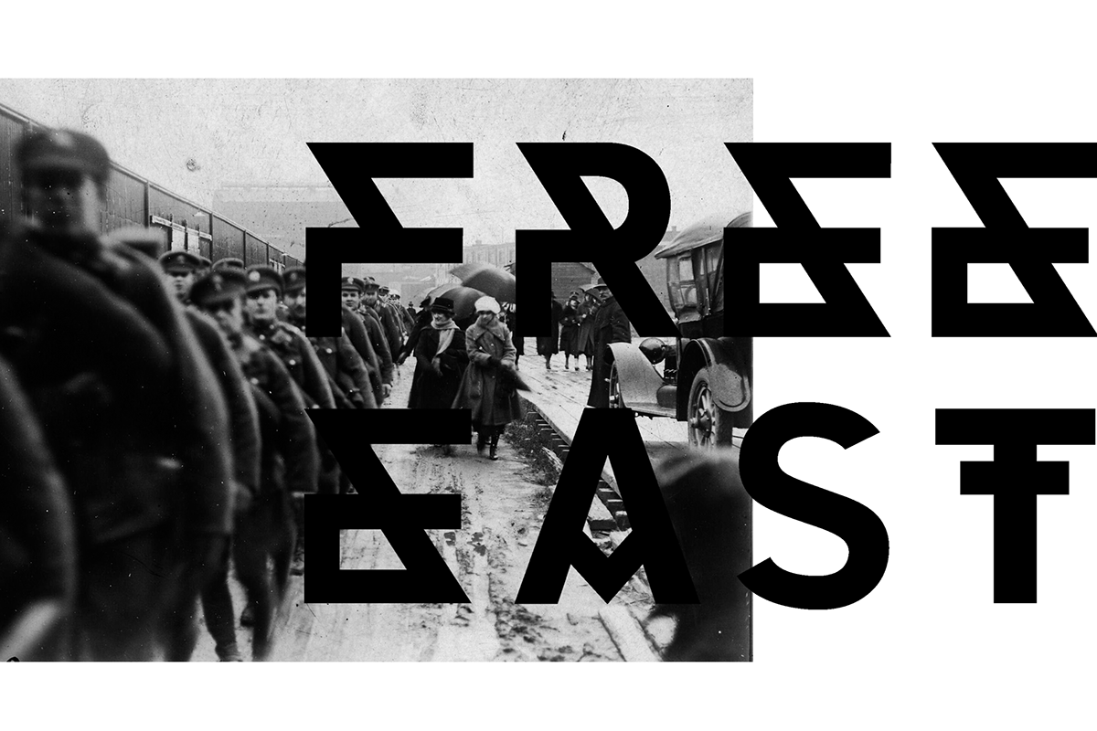 Wladiwostok typeface