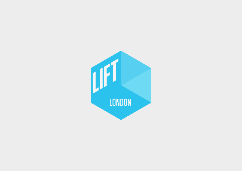 Microsoft Lift London Branding