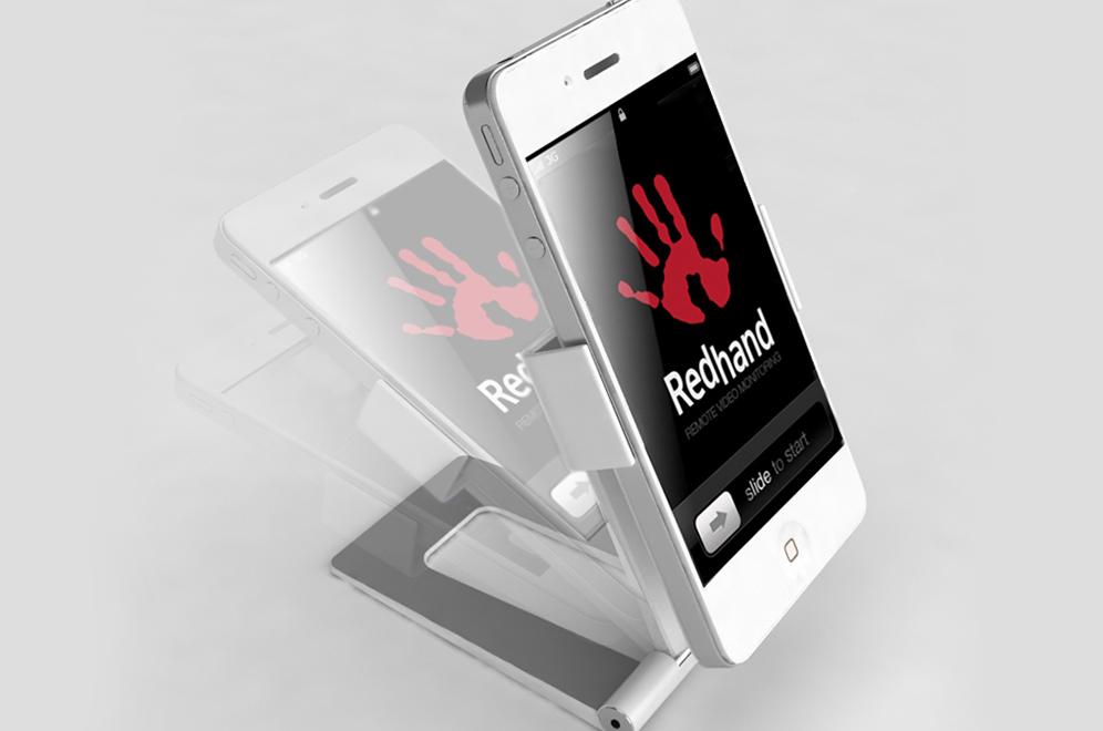Universal Phone Stand (Redhand)