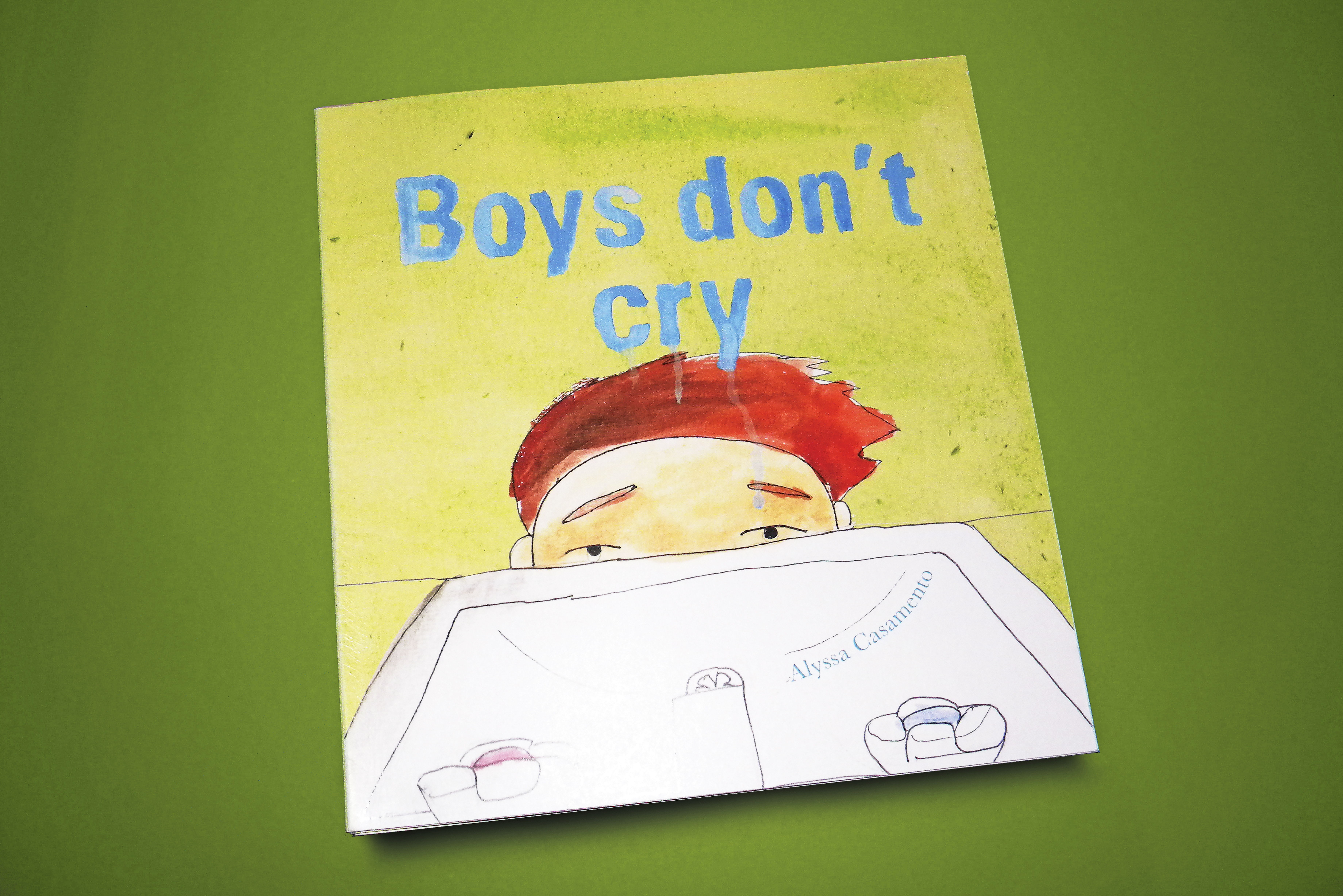 Boys Don't Cry- ISTD Unsung Heroes