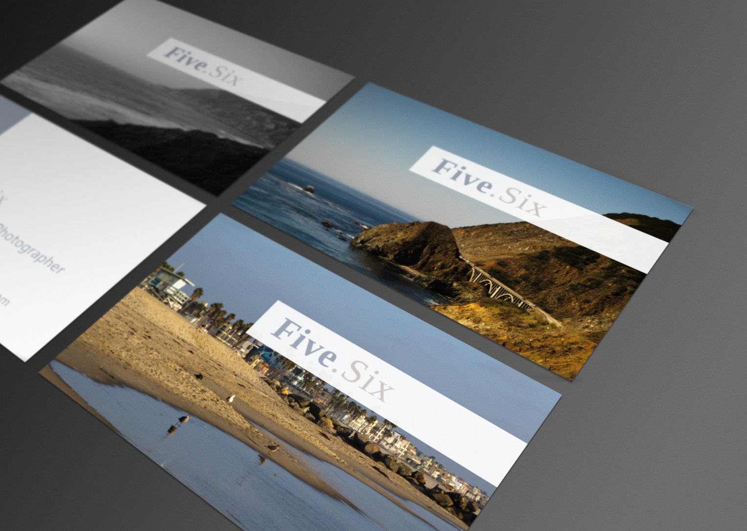 Five.Six | Photography Theme Design