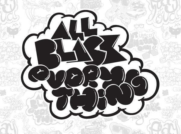 All Black Everything / Vector