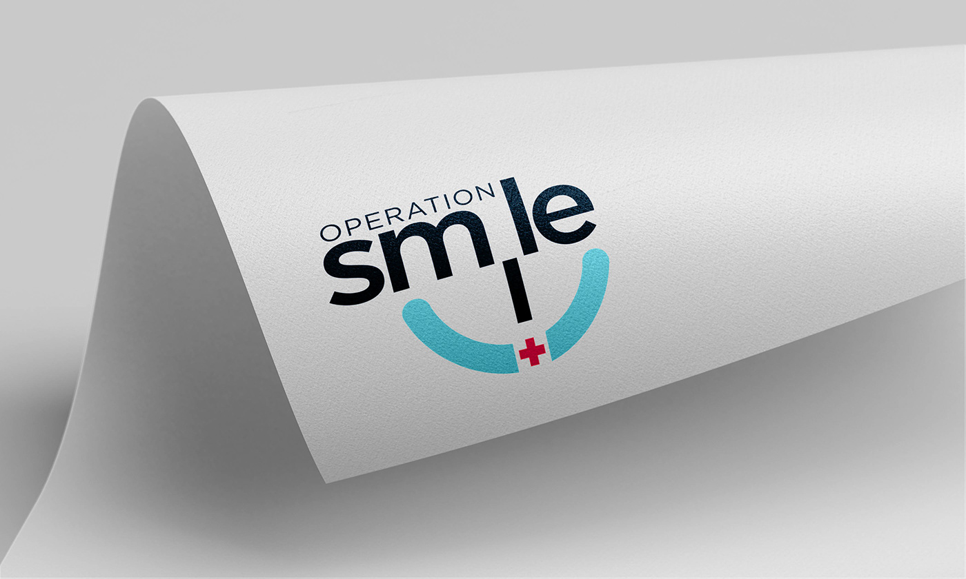 Operation Smile | Rebrand concept