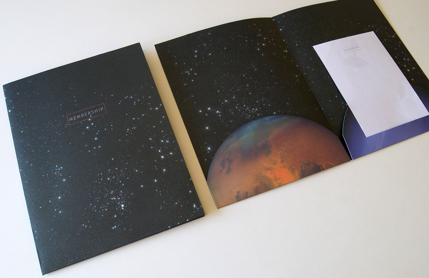 Clark Planetarium Sustainer Membership Materials