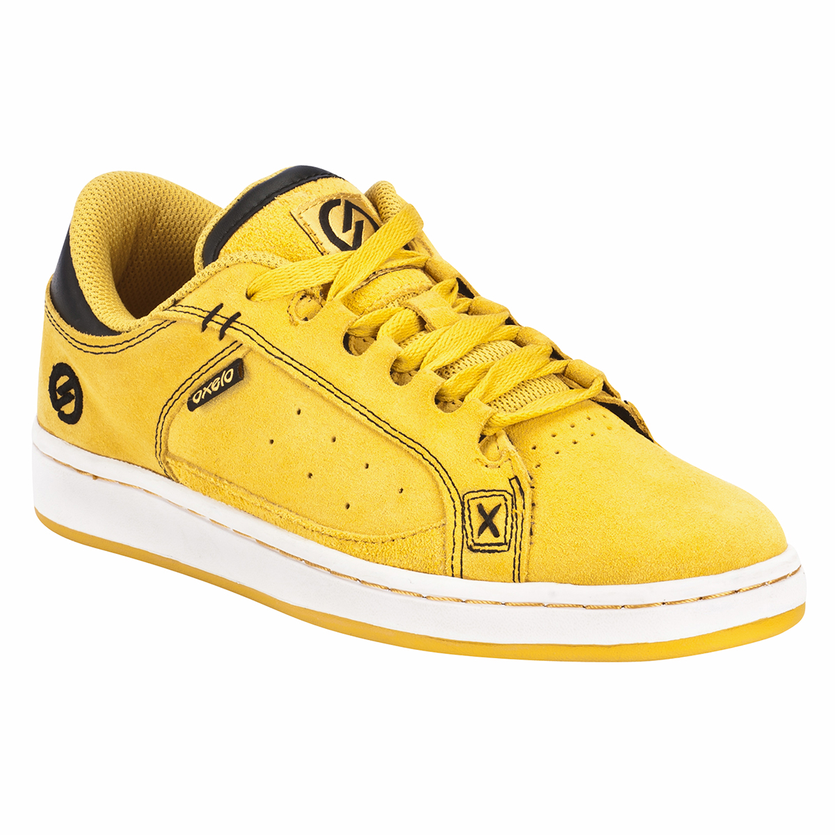 DESIGN SKATE SHOE CRUSH LOW OXELO BY FENIKS