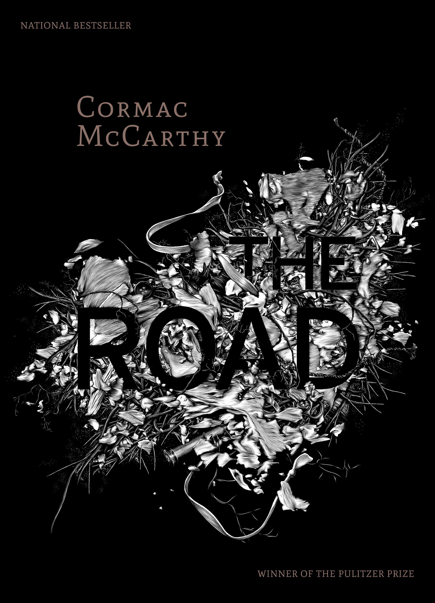 The Road, Book Cover Redesign