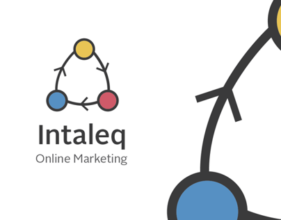 Intaleq Logo and Identity