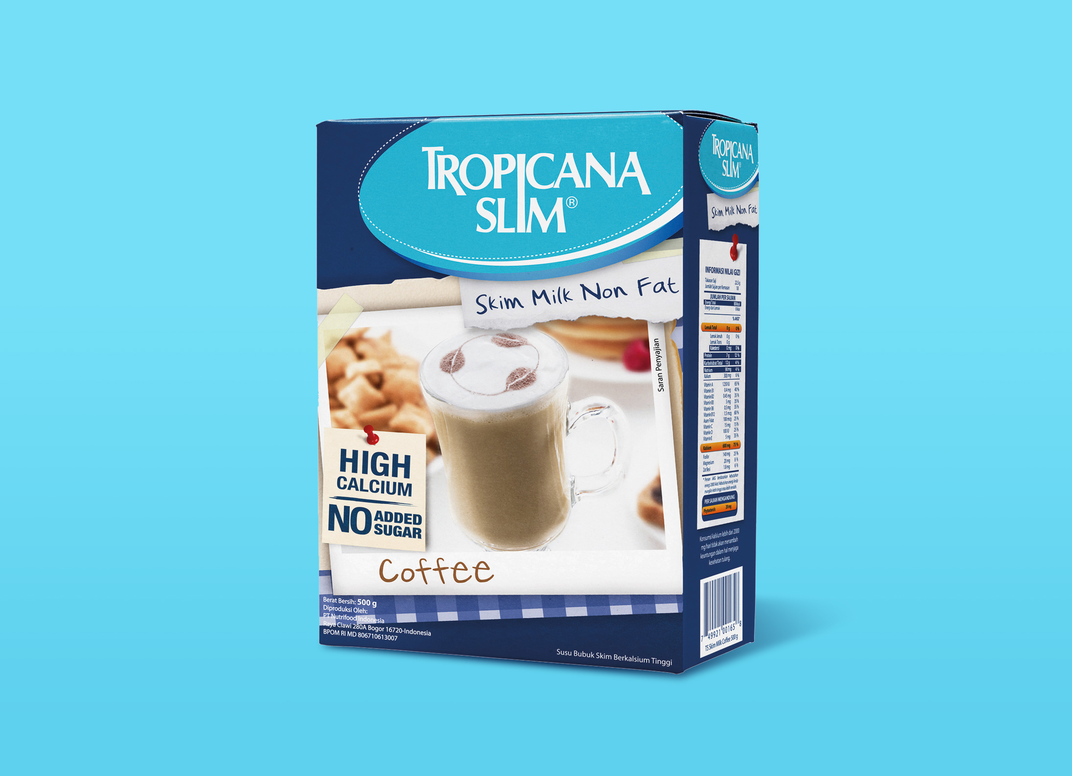 Tropicana Slim Non Fat Milk