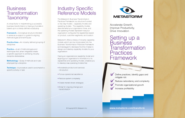 Business Transformation Collateral
