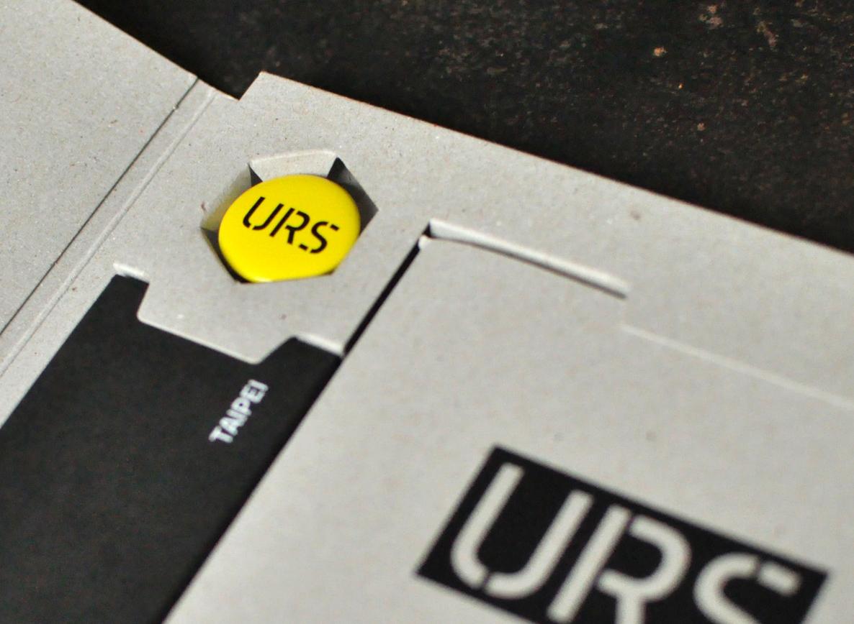 URS - Urban Regeneration Station - identity