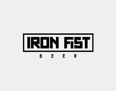 IRON FIST BEER