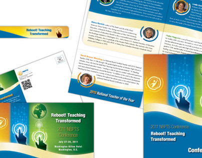 NBPTS Conference Marketing Collateral