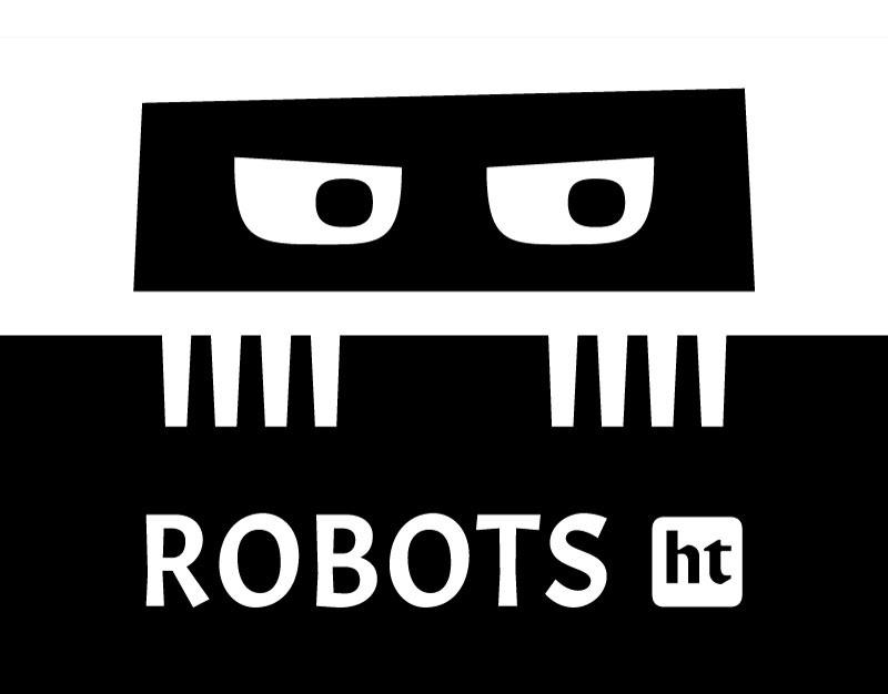 Robots ht - Fuente pictórica, no tipográfica, dingbats…