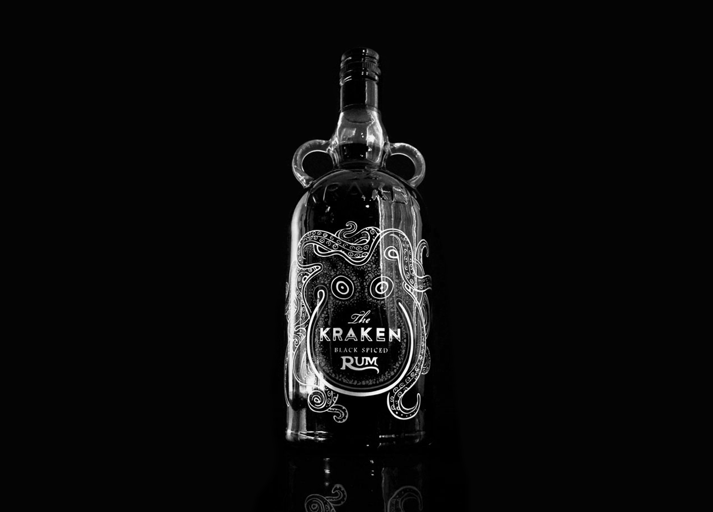 The Kraken Rum Redesign