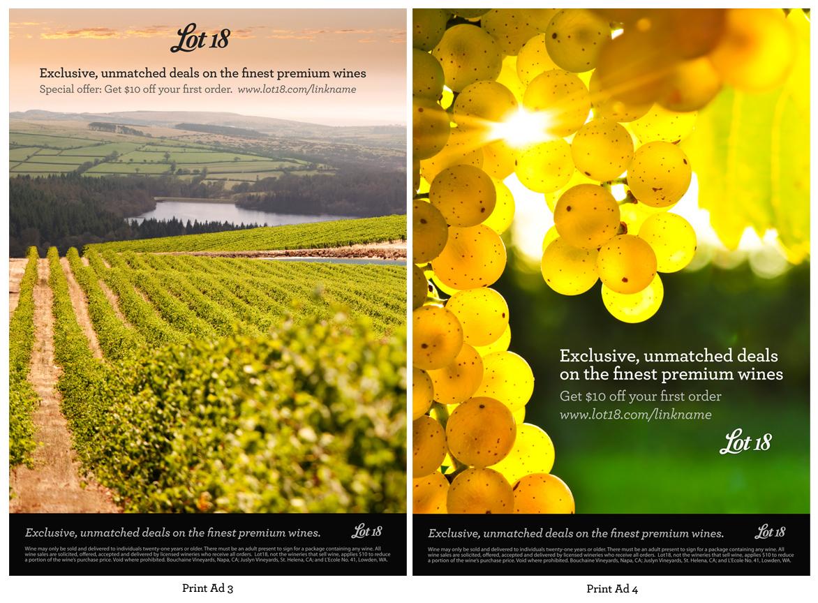 Lot18 Wine Marketing