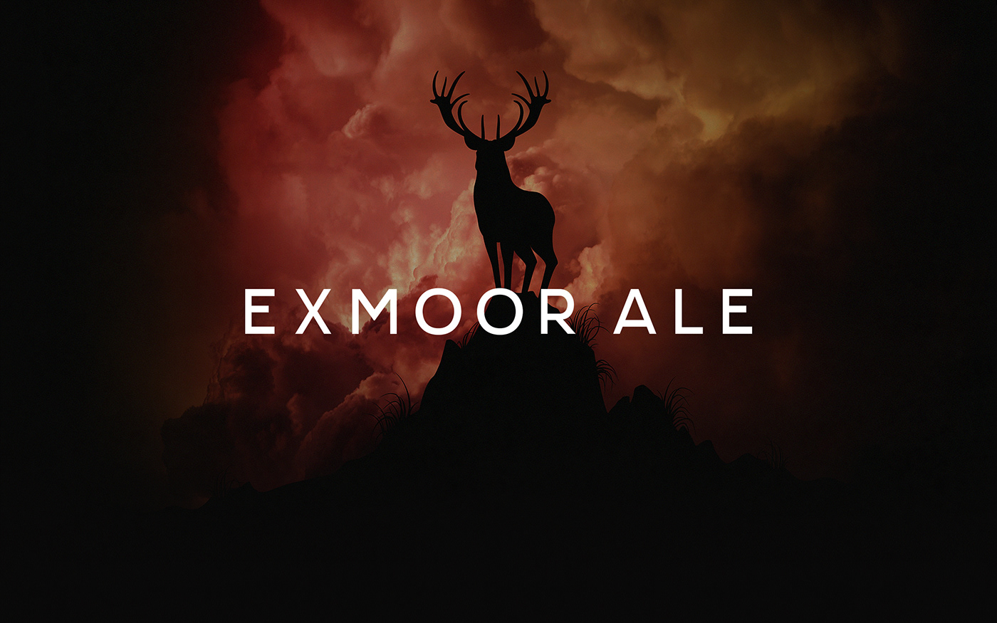 Exmoor Ale - Packaging