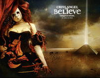 Criss Angel Believe Website