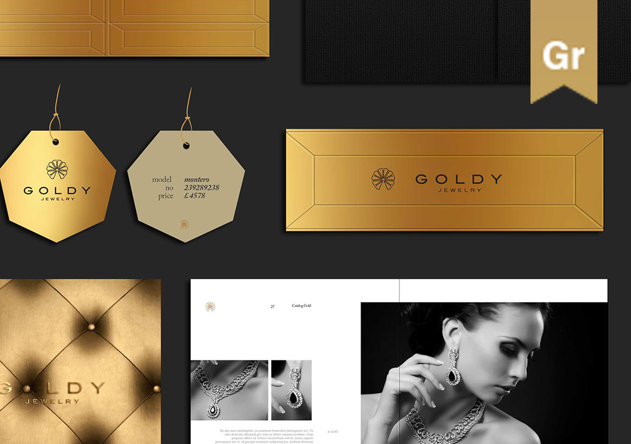 Goldy Gold Boutique