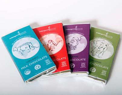 Endangered Species Chocolate Packaging