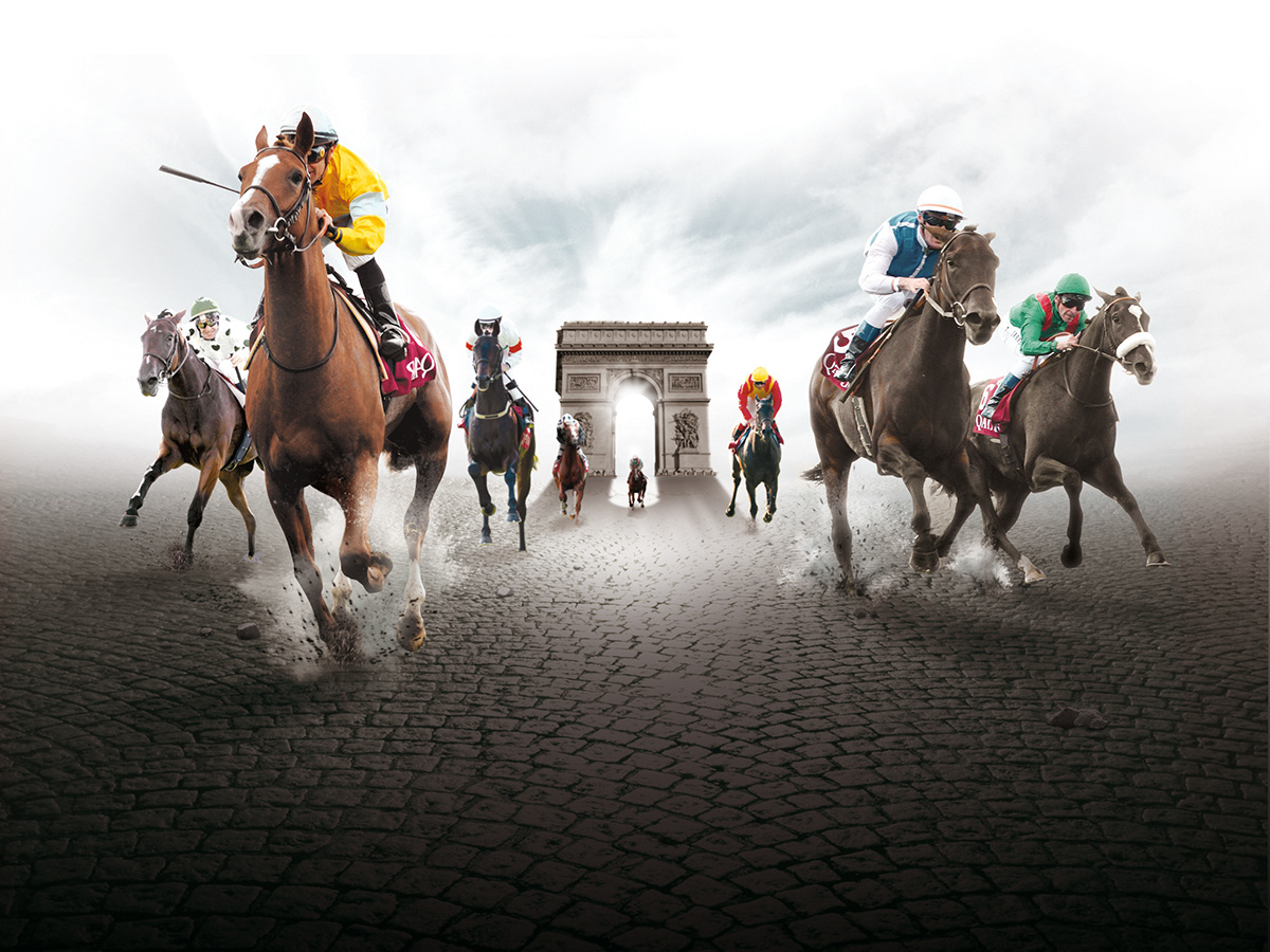 """Prix Arc de Triomphe"" Qatar Racing and Equestrian Club"