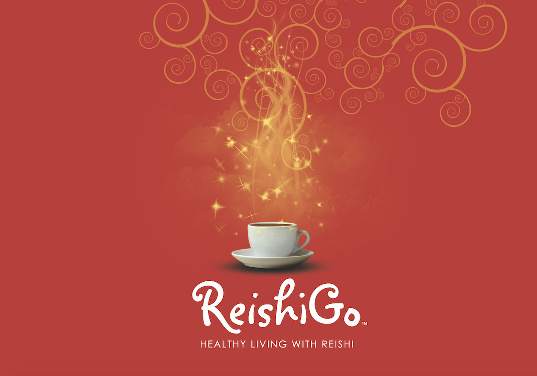ReishiGo Healthy Gourmet Coffee