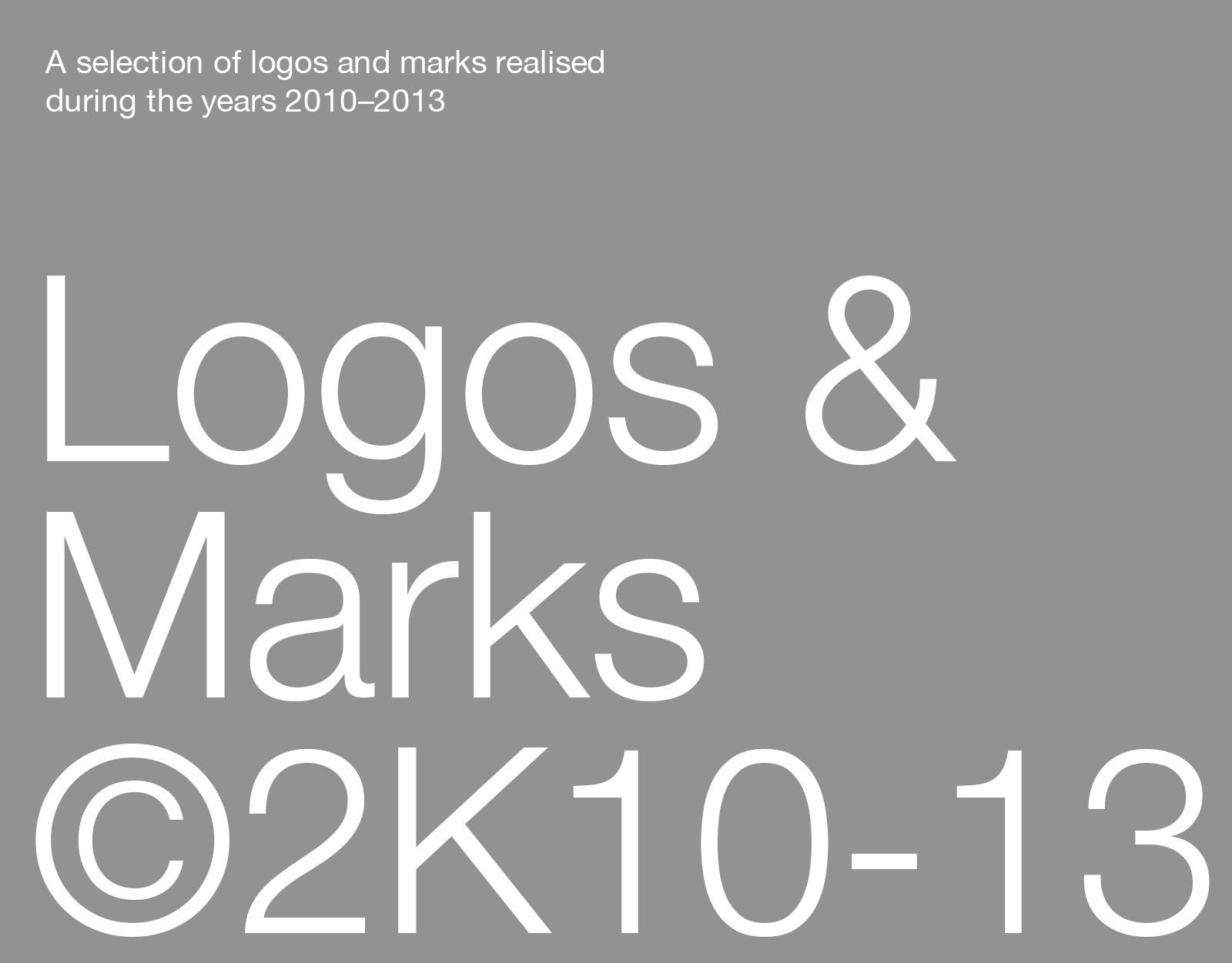 Logofolio 2009-2013