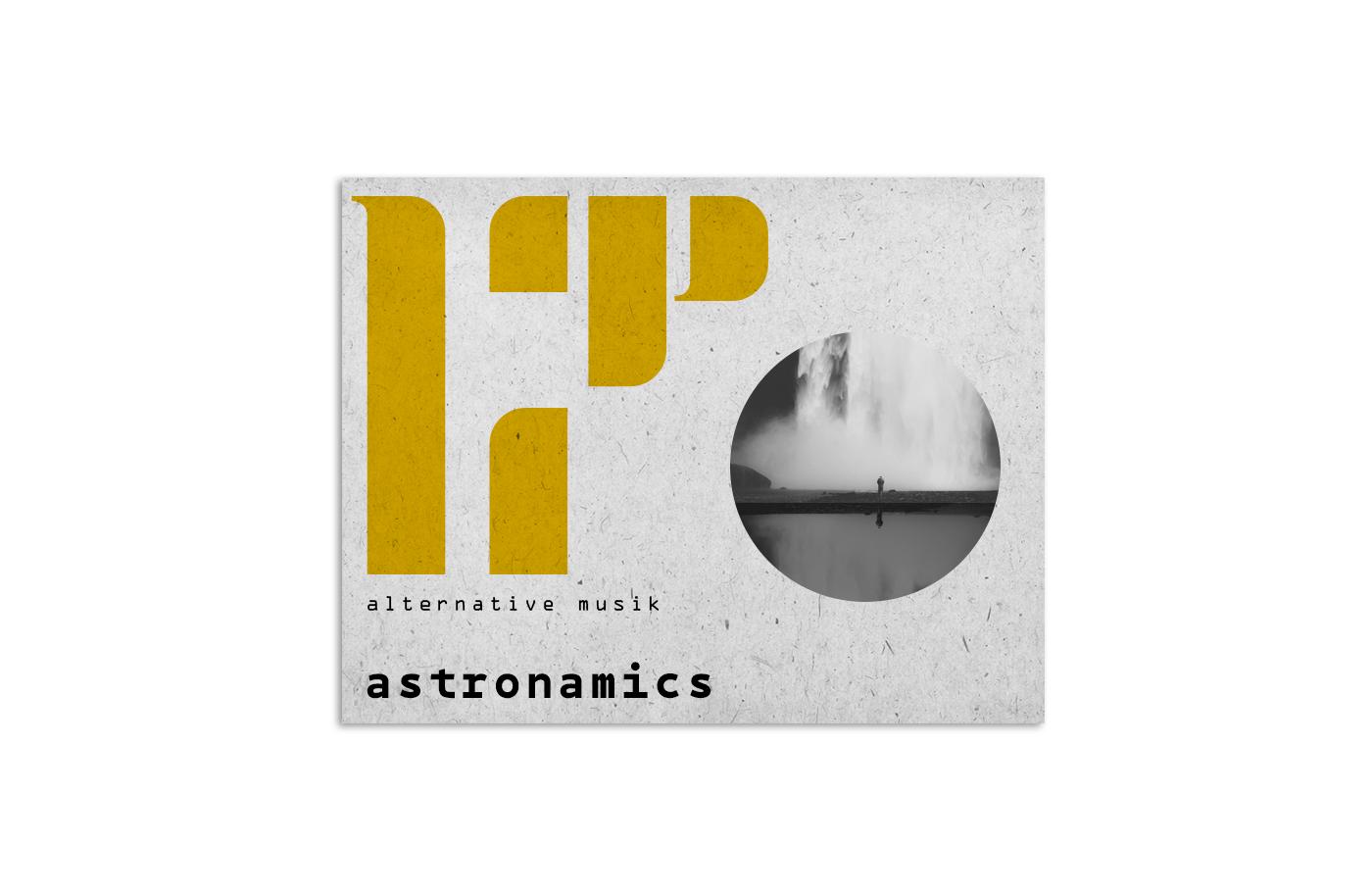 CD COVER  (ASTRONAMICS)