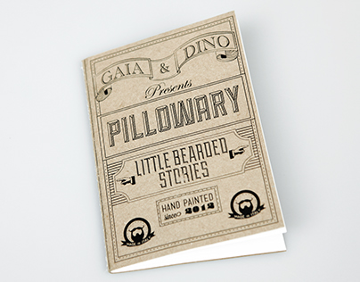 PILLOWARY of Little Bearded Stories