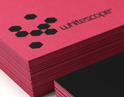 Whitescape - Corporate Identity