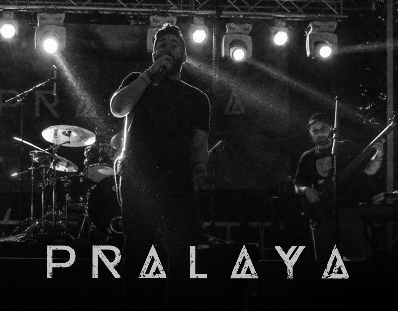 PRALAYA - Logo and Album Design