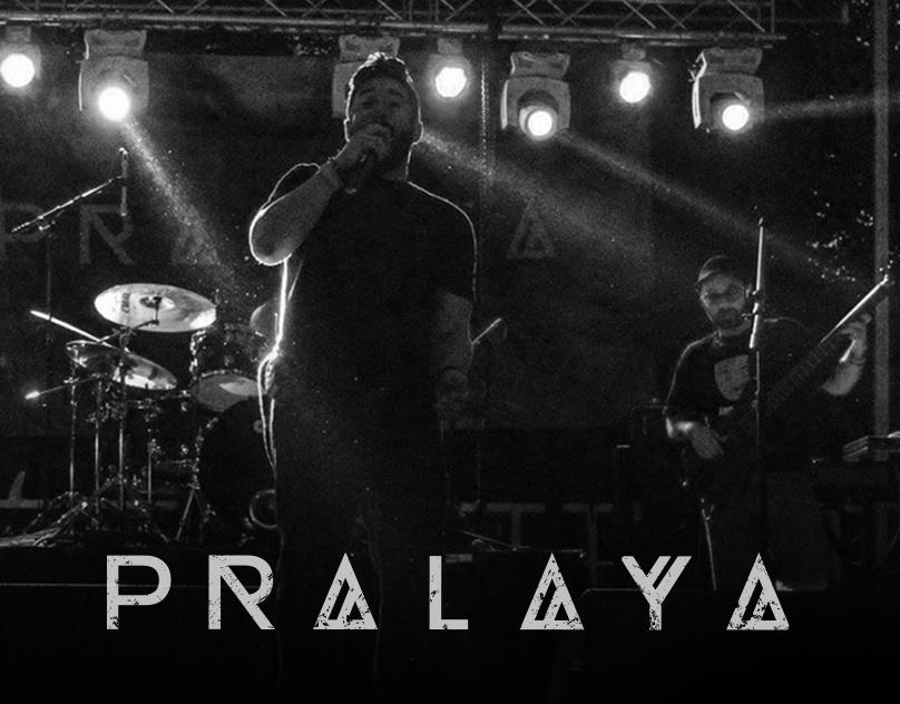 PRALAYA - Logo and Album Design