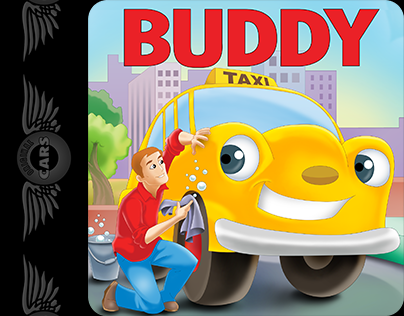Cars Children Storybook App