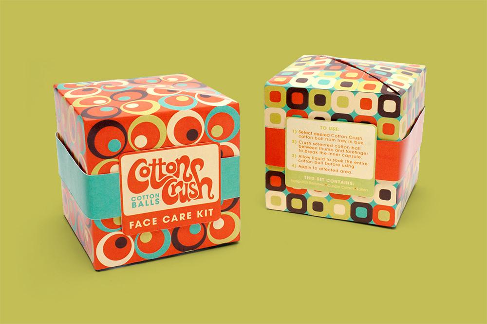 Cotton Crush Packaging