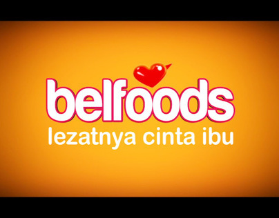 BELFOODS - Just Like Moms Love
