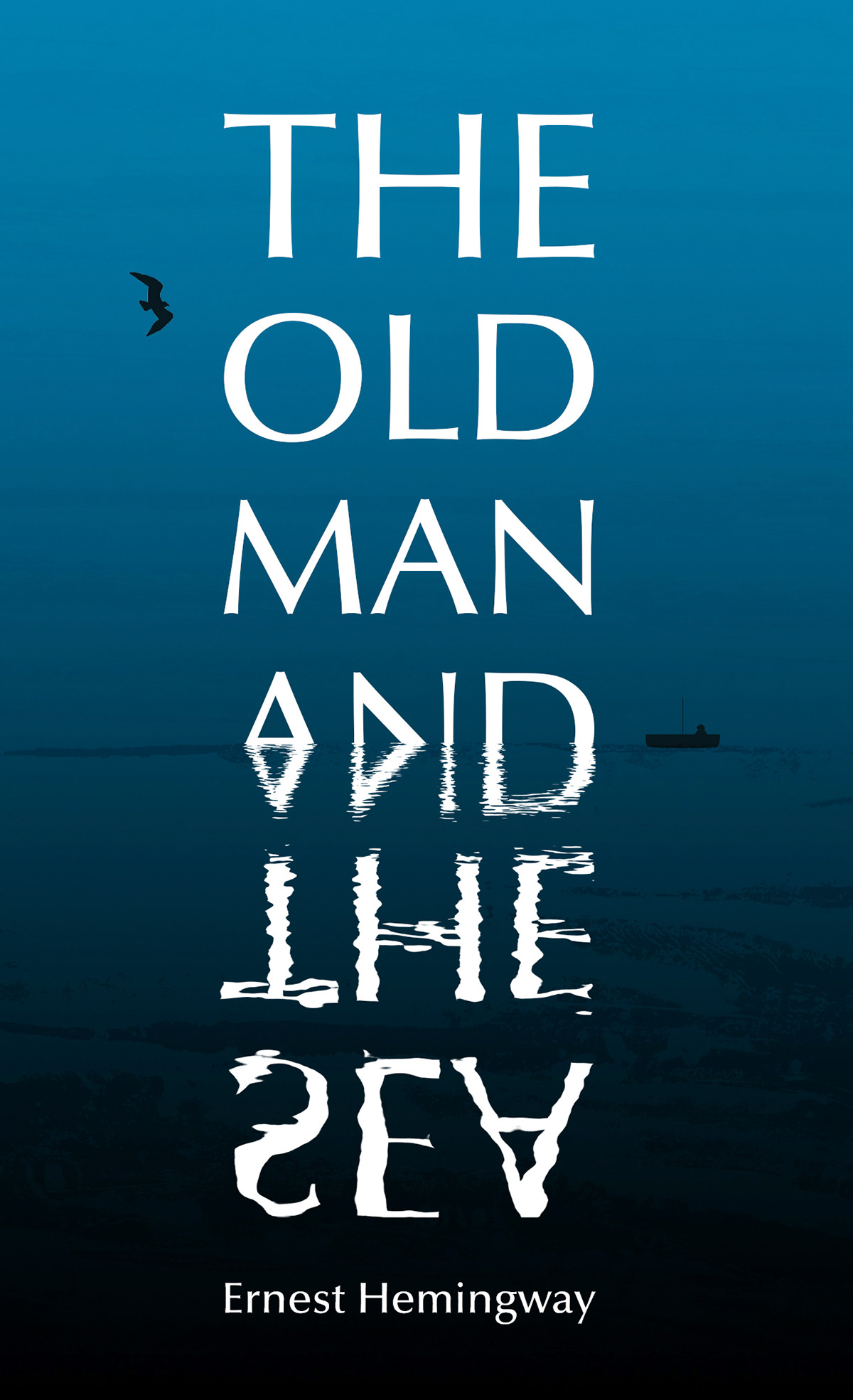 The Old Man and the Sea - Book Cover