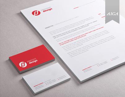 Corporate Identity // PD // Pagnozzi Design