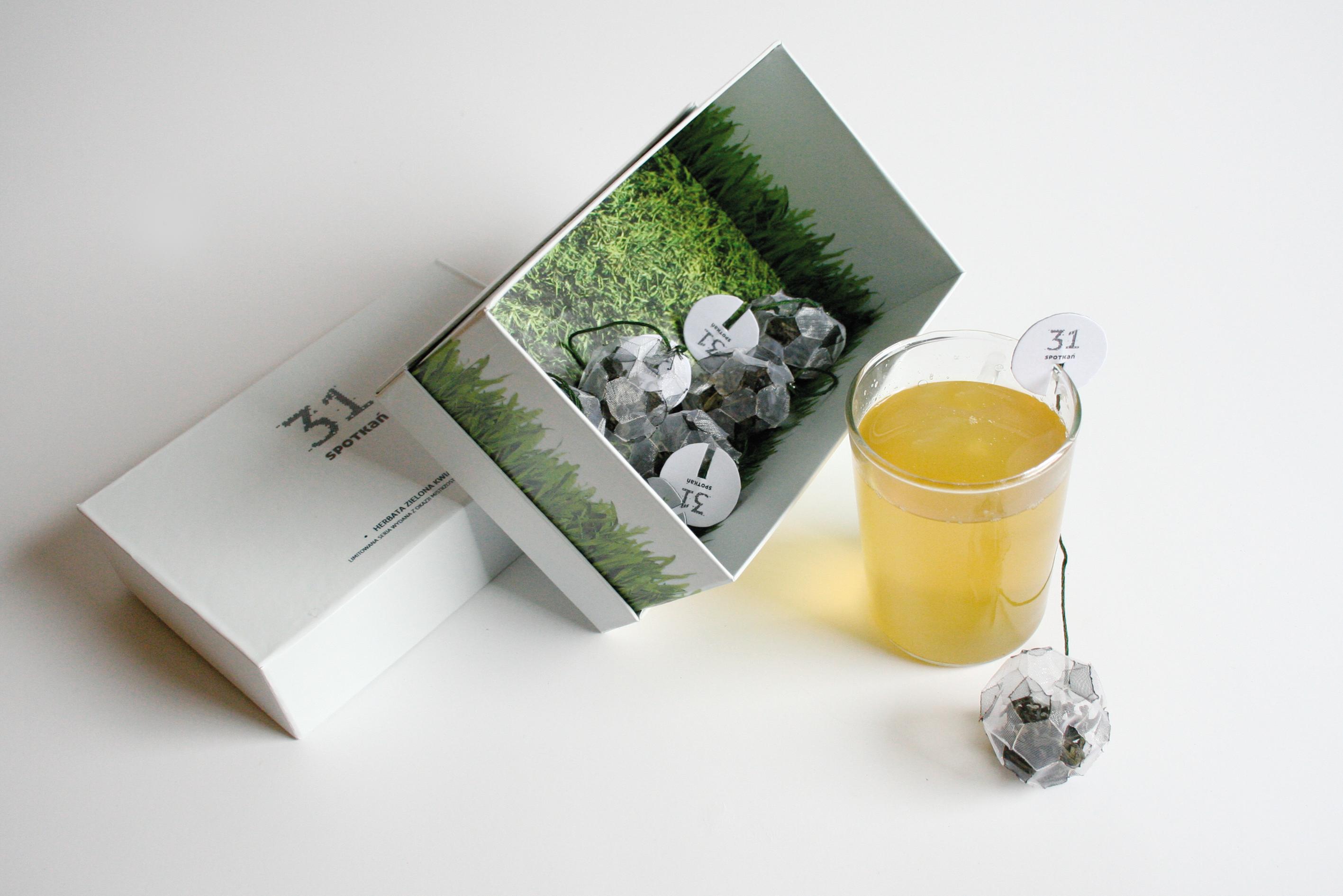 31 spotkan - Tea Packaging EURO 2012