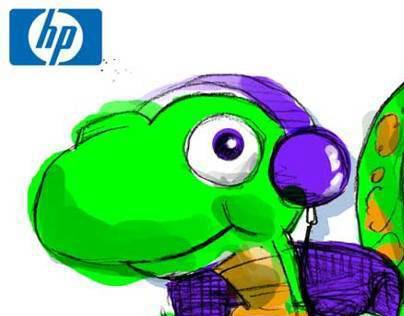 Hewlett Packard Character Concept