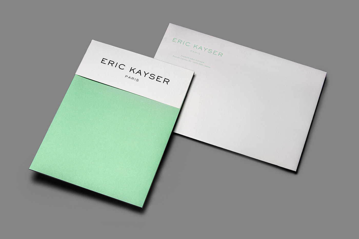 Eric Kayser Invitation