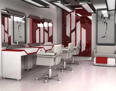 Hairdresser Furniture & Spaces