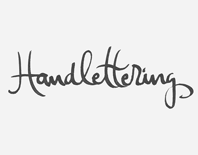 Handlettered Things volume I