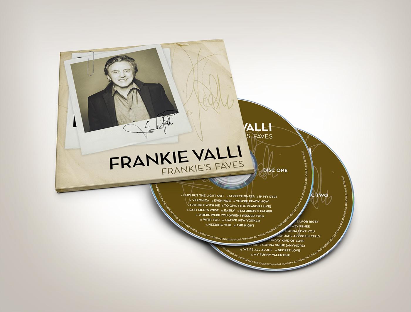 Franki Valli