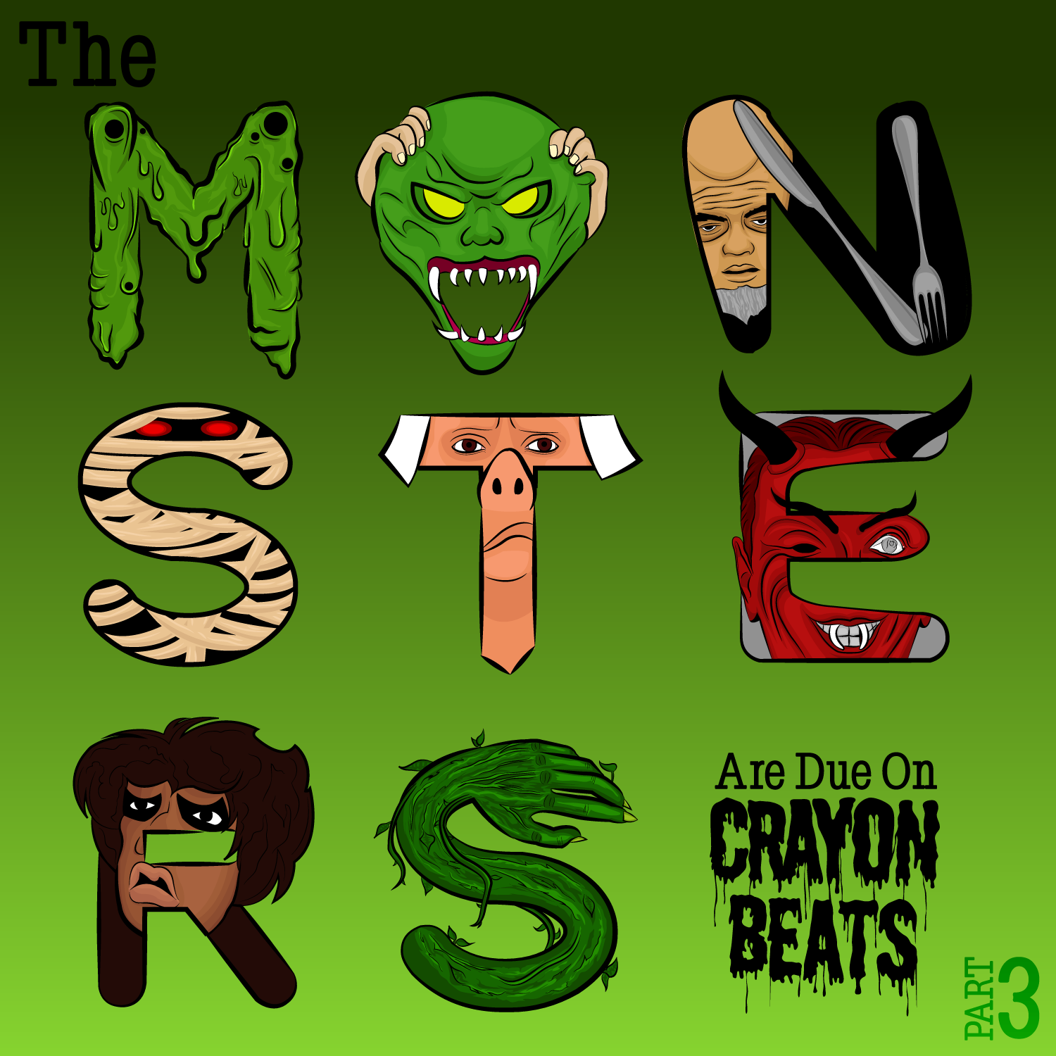 CrayonBeats compilations