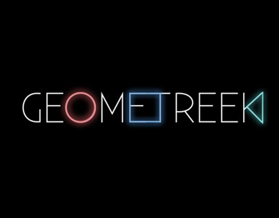 """Geometreek"" (Video Game)"