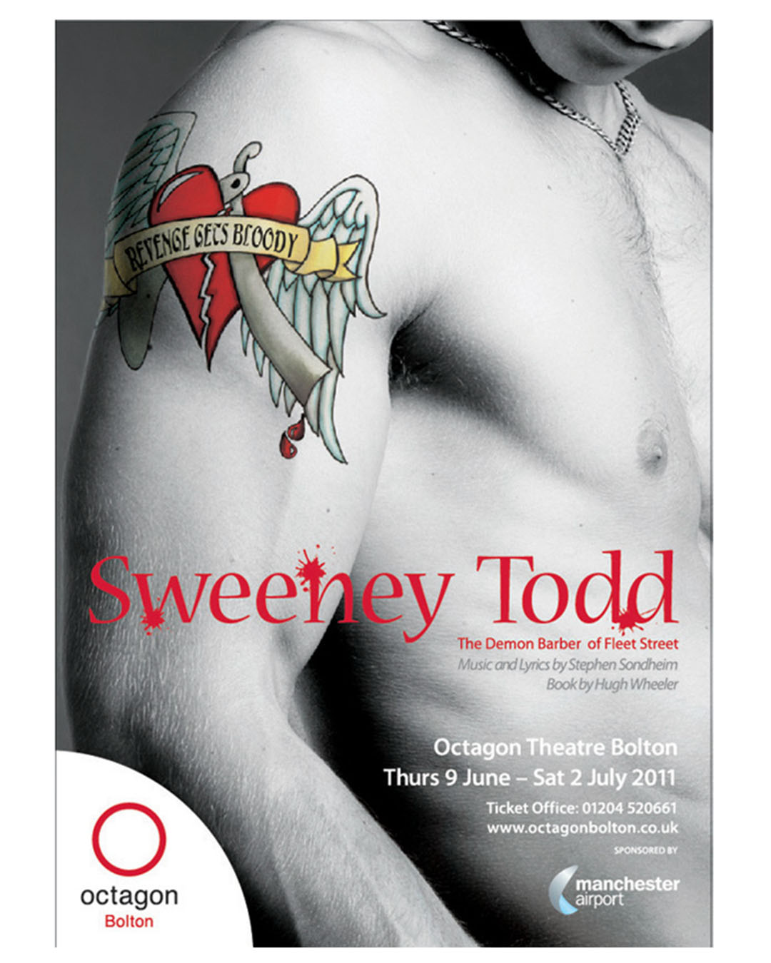 Sweeney Todd (Advertising Campaign)