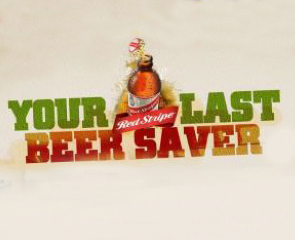 Red Stripe - Last Beer Saver