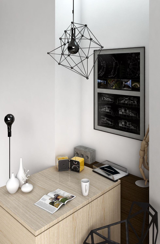 Black Light renders by Werender