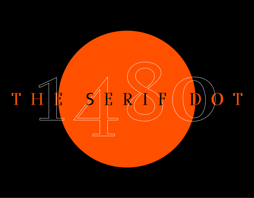 Type — The Serif Dot