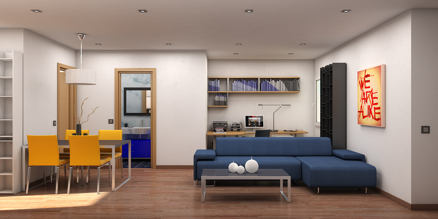 Interior Design Project - Apartment