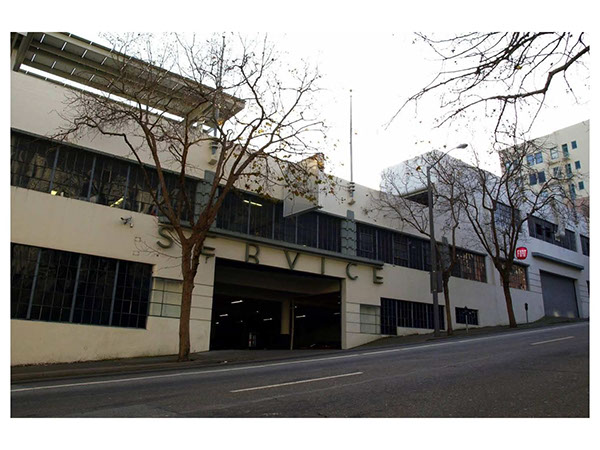 999 VAN NESS AVENUE:  PRESENTATION FOR FIAT